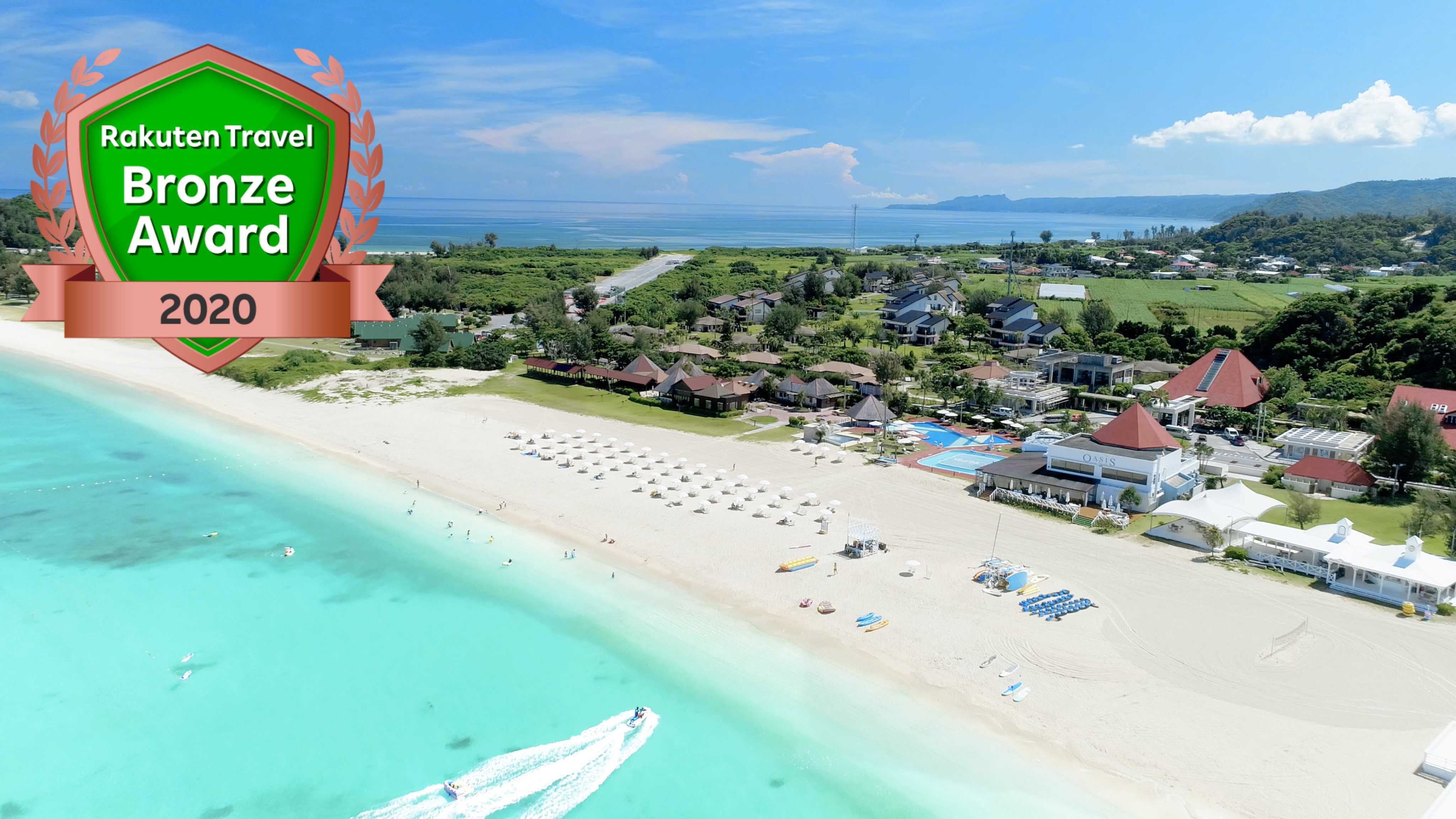 JALプライベートリゾートオクマ(2017年5月1日より:オクマ プライベートビーチ & リゾート)