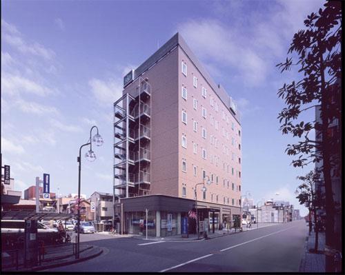 R&Bホテル熊谷駅前