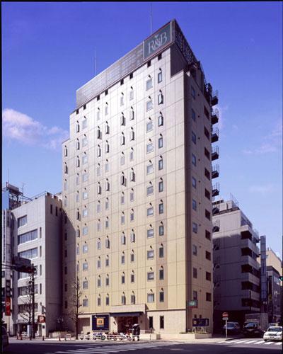 R&Bホテル 上野広小路