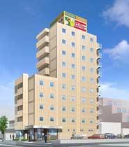 ホテル エス・バリュー桑名の外観