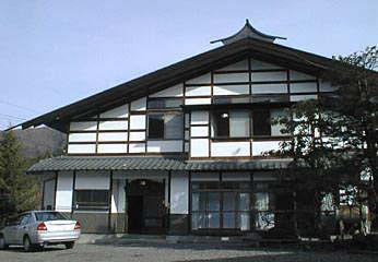 民宿 寿家の外観