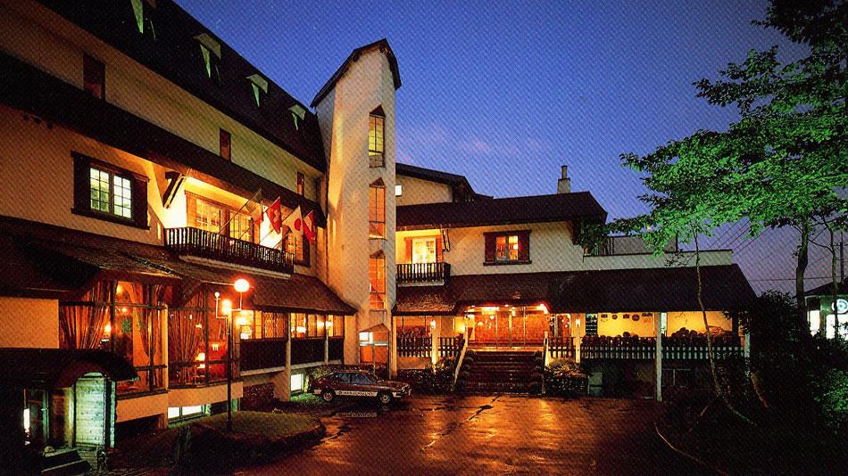ホテル後楽荘