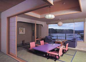 網走湖畔温泉 ホテル網走湖荘(HTC提供)