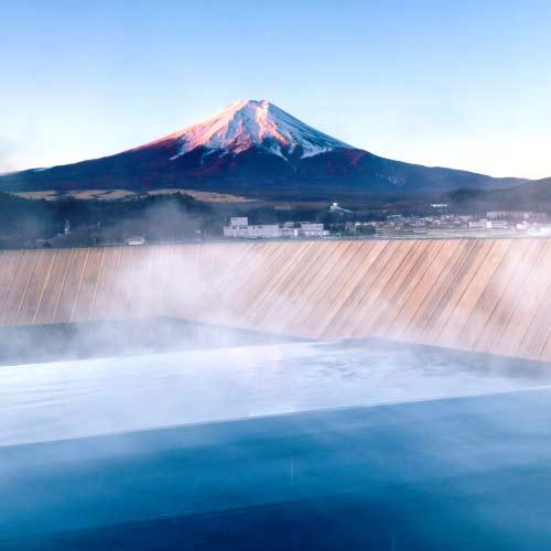富士山温泉 ホテル鐘山苑の部屋画像