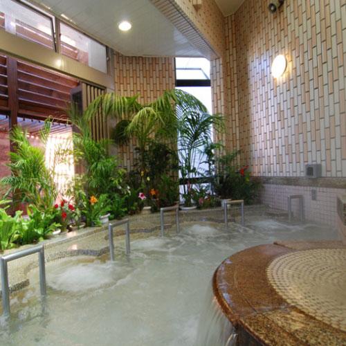 湯〜モアリゾート 天然ラジウム温泉 太山寺 なでしこの湯