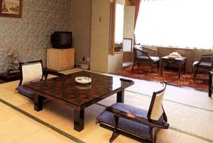 定山渓グランドホテル別館 福寿苑(HTC提供)