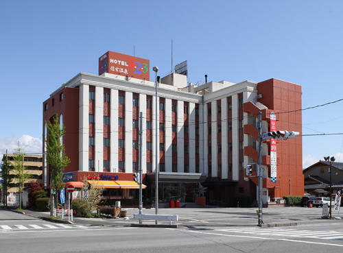 ホテル1-2-3 甲府 信玄温泉◆楽天トラベル