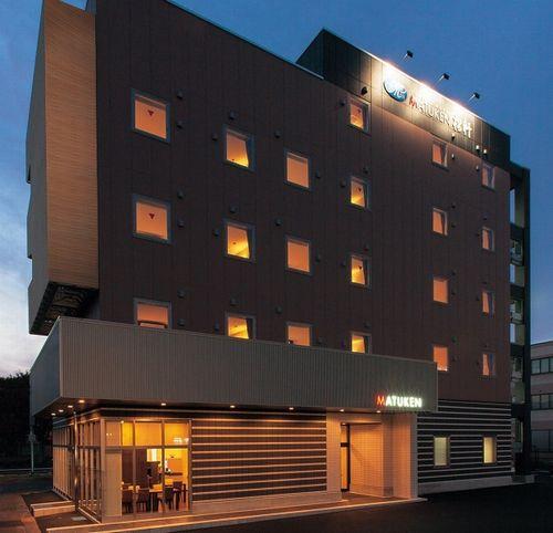 セントラルホテル松軒