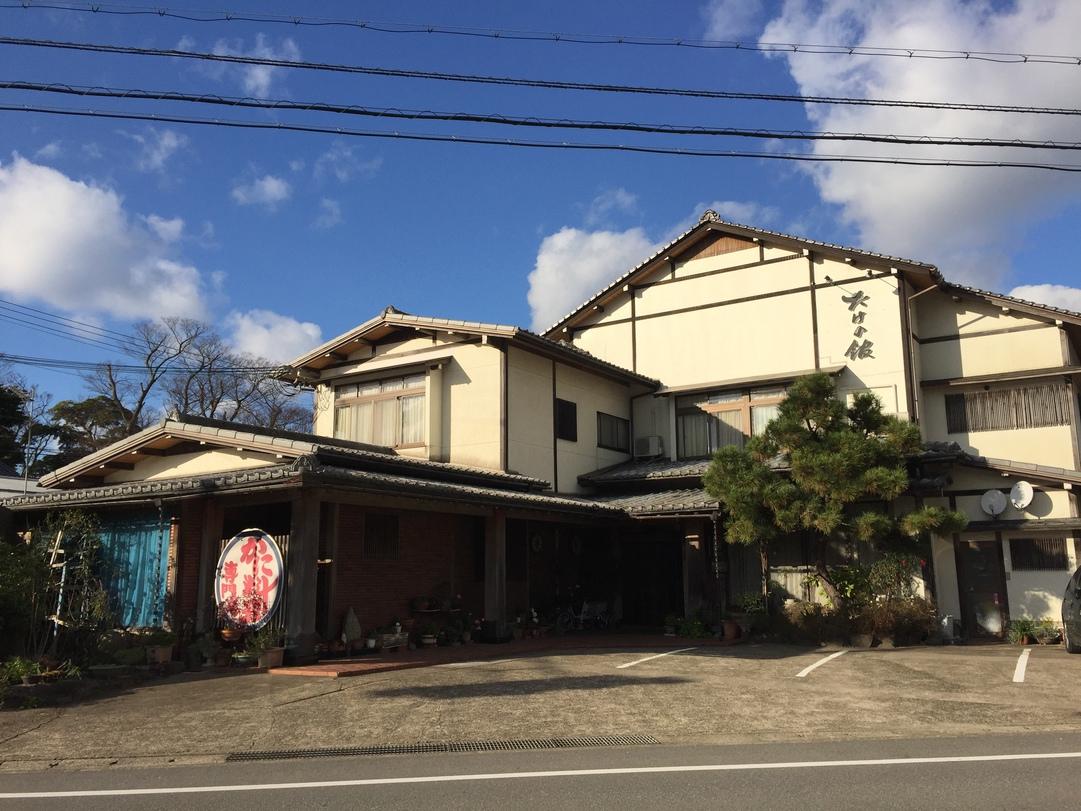 竹野浜 料理旅館 たけの館