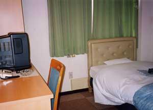 ビジネスホテル白樺