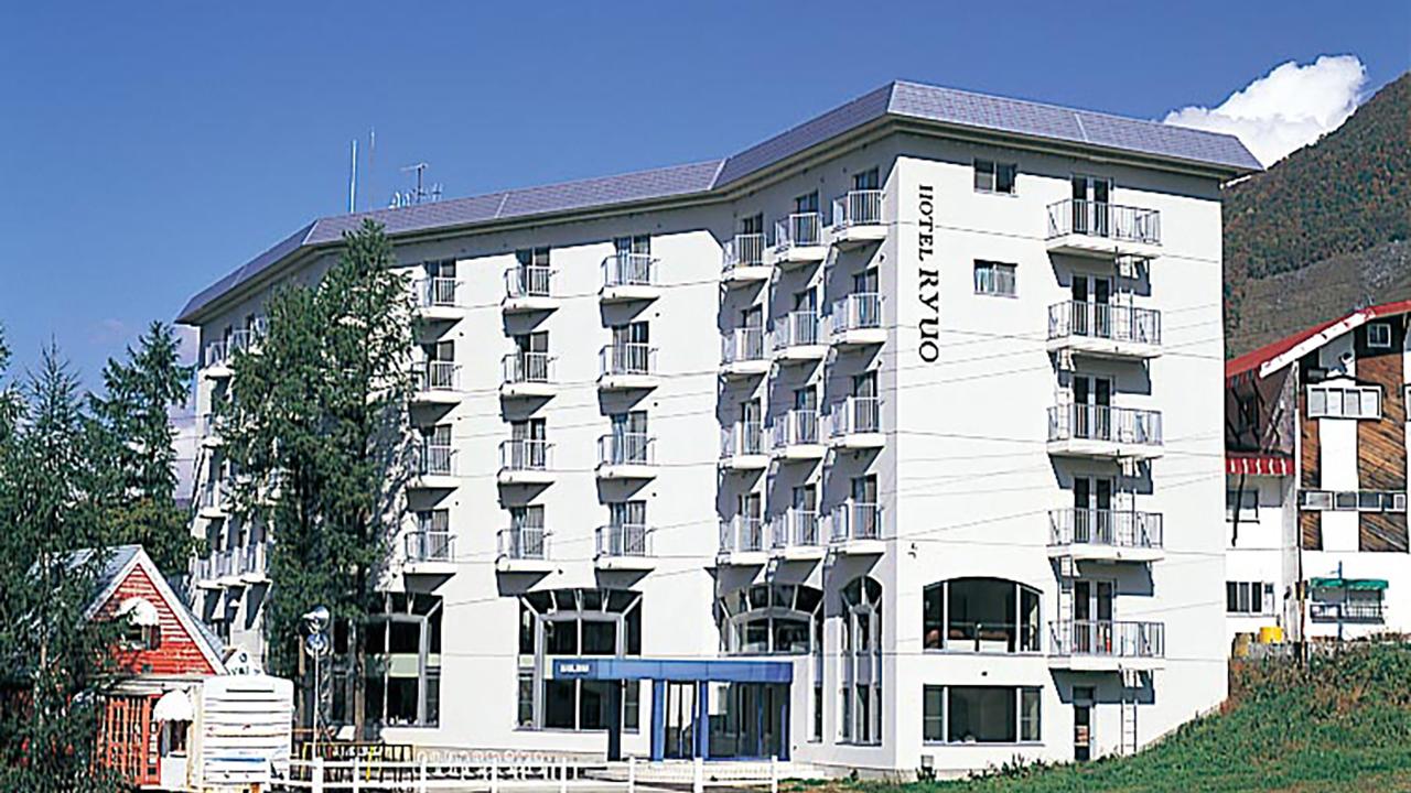 ホテル竜王