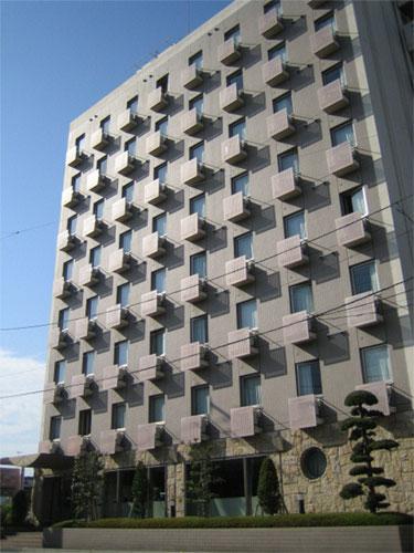 スーパーホテル松山