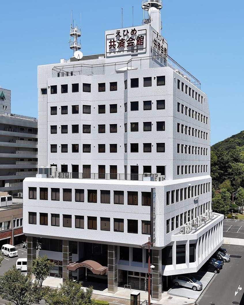 愛媛県松山市三番町5-13-1 えひめ共済会館 -01