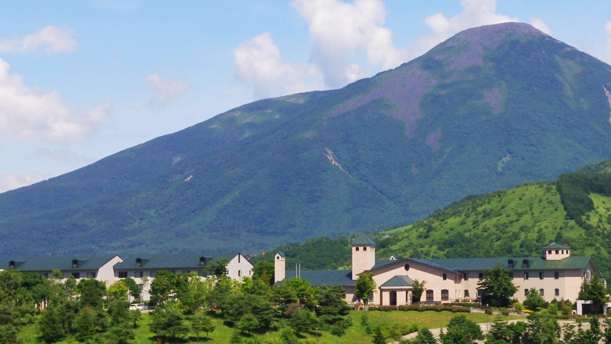 【天空の楽園】 車山高原スカイパークホテル