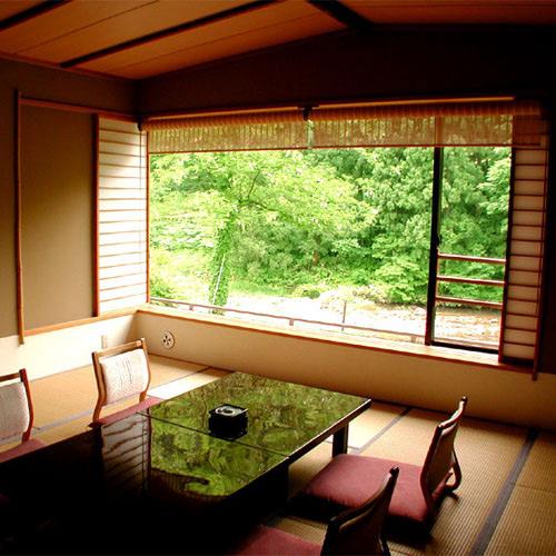 越後長野温泉 妙湶和樂 癒しの隠れ湯 嵐渓荘