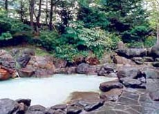 Open-Air Bath