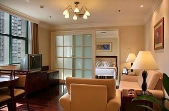 DELUXE SUITE ROOM-LIVING ROOM
