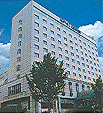 Hotel Crown Busan