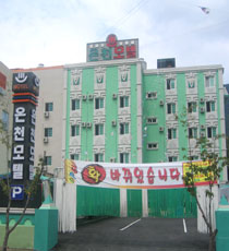 Oncheon Motel
