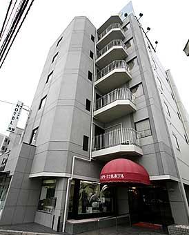 八尾ターミナルホテル南館(旧 本館)