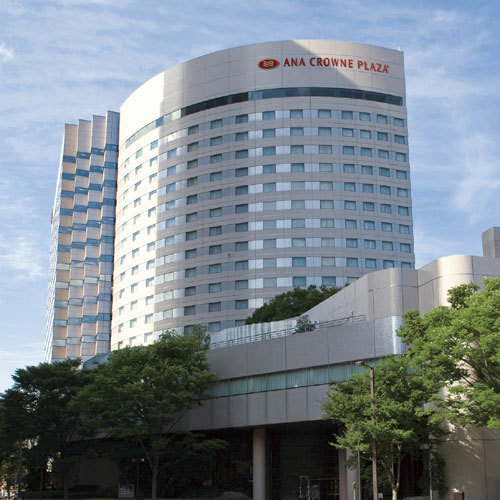 ANAクラウンプラザホテル金沢(旧 金沢全日空ホテル)