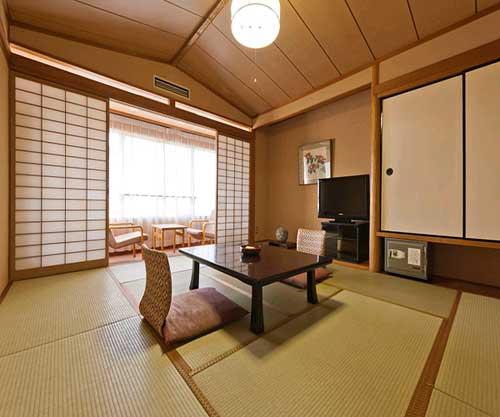 石和温泉 ホテルふじの部屋画像