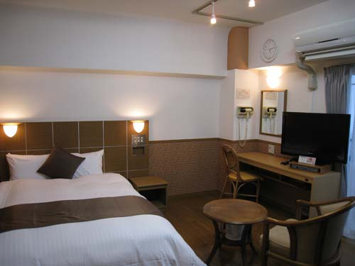ビジネスホテル セジュールフジタ