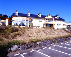 伊豆七島一望のプチホテル 陽だまりの丘