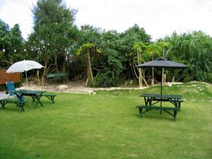 沖縄ホテル、旅館、洋風旅館 シーサイド・ナカマ