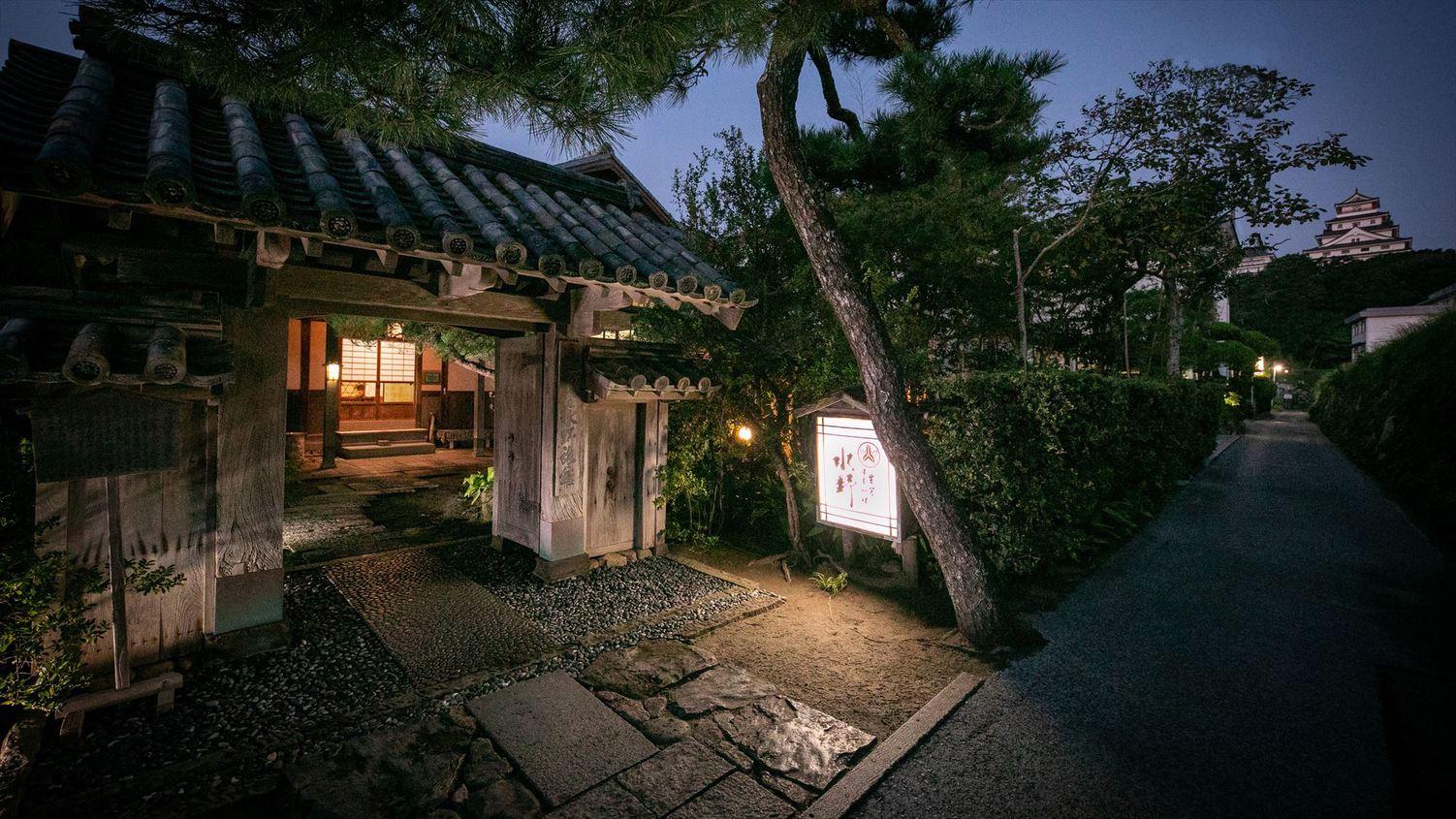 日本料理 水野旅館<唐津>