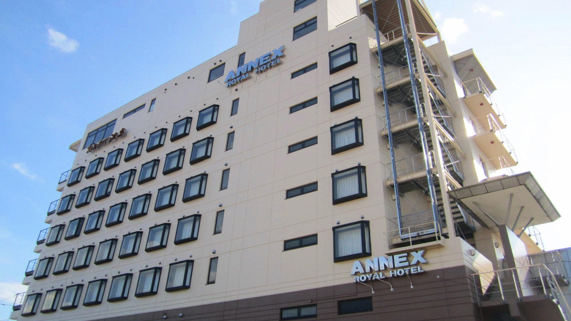 秋田県大館市常盤木町11-11 アネックスロイヤルホテル -01