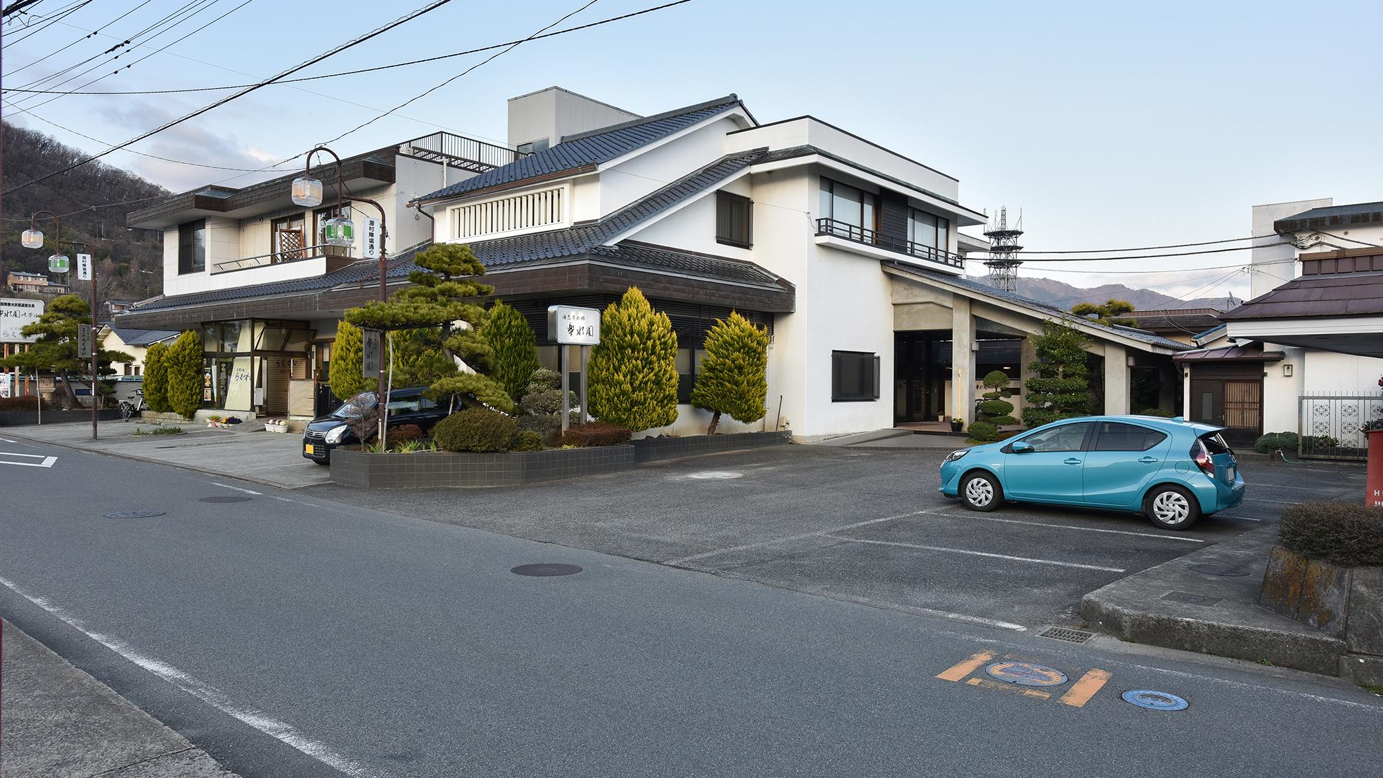 湯志摩の郷 楽水園