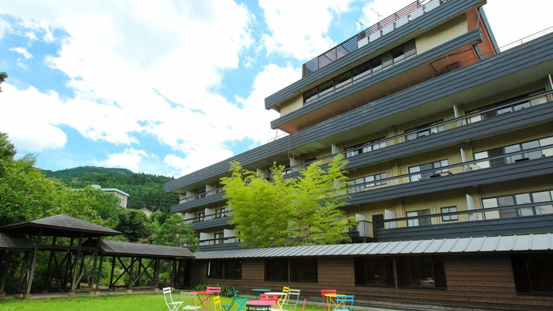 ゆふいん湯めぐりホテル 山光園