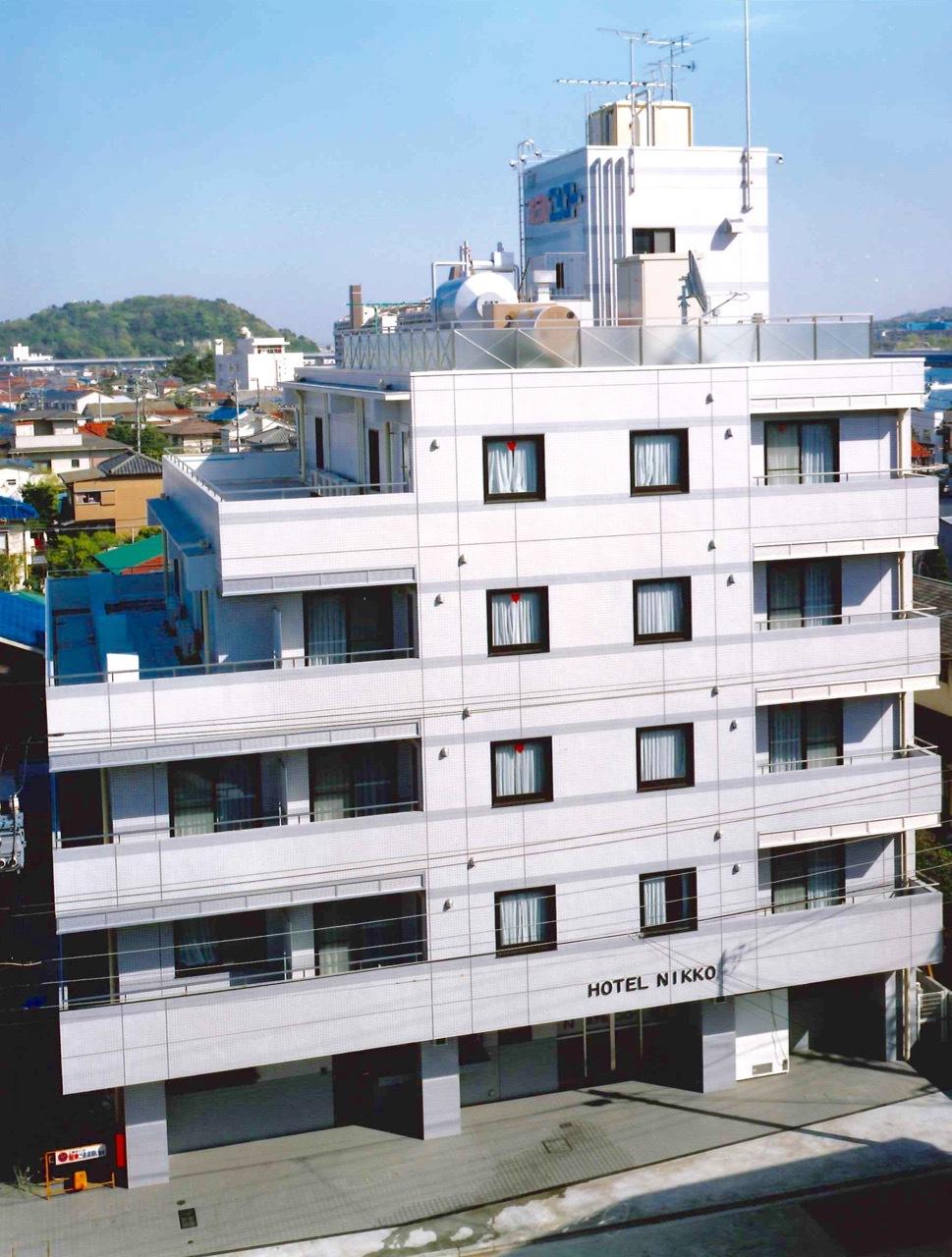 ホテルニッコー 金沢八景
