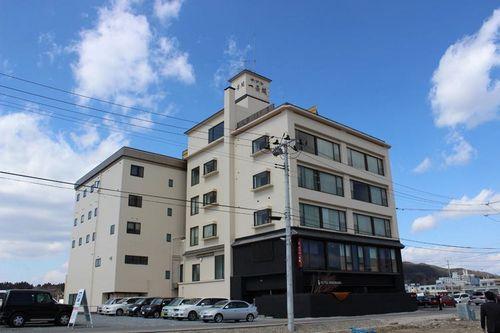 気仙沼 ホテル 一景閣