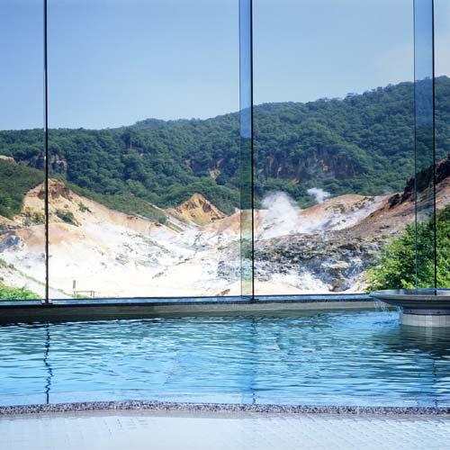 登別温泉 第一滝本館