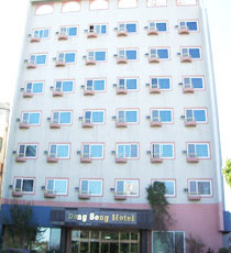 ドンソンパークホテル