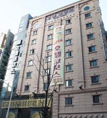 โรงแรมโคบอส