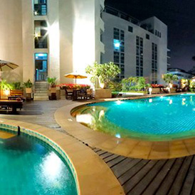 Sunbeam Hotel Pattaya