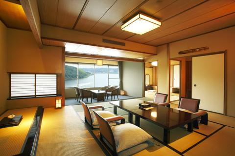 浜名湖かんざんじ温泉 ホテル 九重の部屋画像