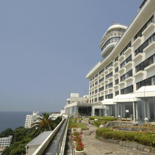 三河湾一望 天下の絶景 西浦温泉 ホテル東海園