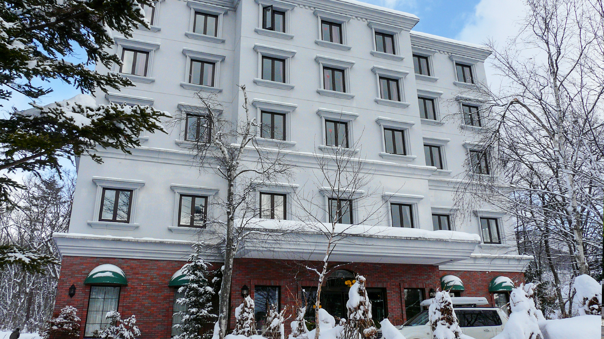アルプスの小さなホテル 白馬ハイマウントホテル