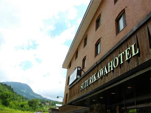 硯川ホテル