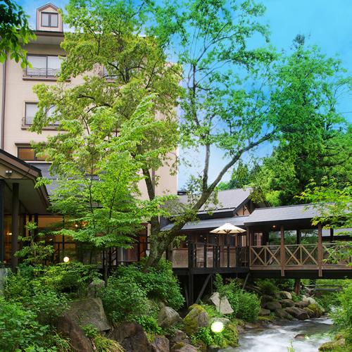 中央アルプス眺望の宿ホテル 季の川