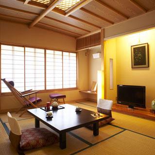 箱根湯本温泉 庭園露天を味わう宿 湯さか荘の部屋画像