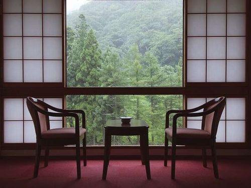 中山平温泉 仙庄館 画像