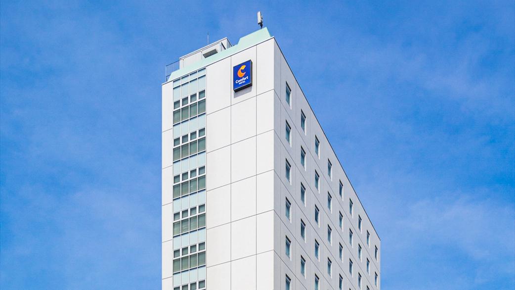 コンフォートホテル東京清澄白河...