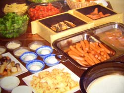 Breakfast Sample-Buffet