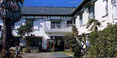 民宿 山海荘 <大島>