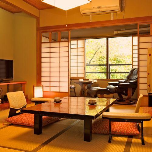 軽井沢つるや旅館の部屋画像